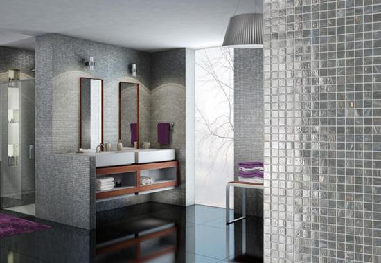 Mozaici će stvoriti posebnu atmosferu u vašem kupatilu