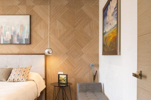 Drvo kao zidna obloga za osjećaj luksuza i topline